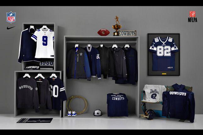 Nike Nfl Fanwear Dallas Cowboys 2012 1