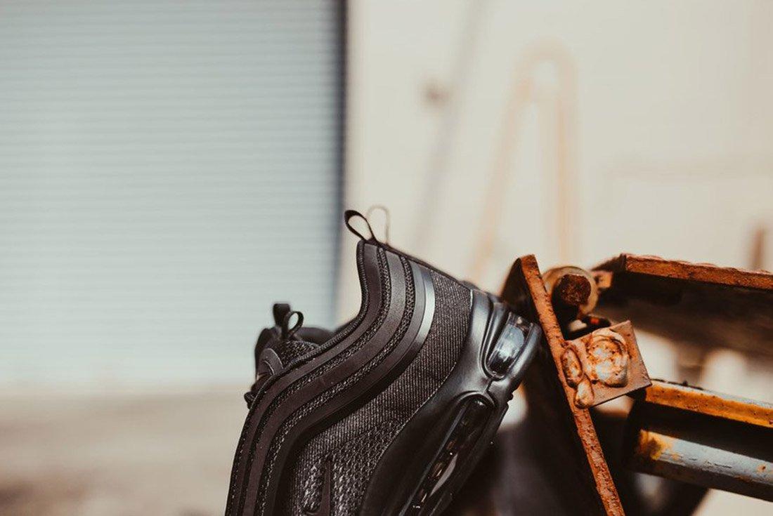 Nike Air Max 97 Triple Black 1 1