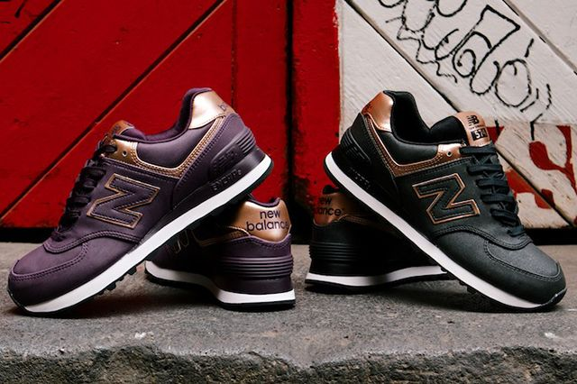 New Balance Fw14 Womens 574 7