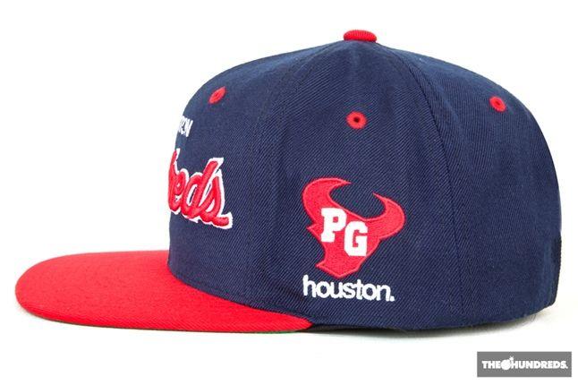 The Hundreds Houston Team Hat 6 1