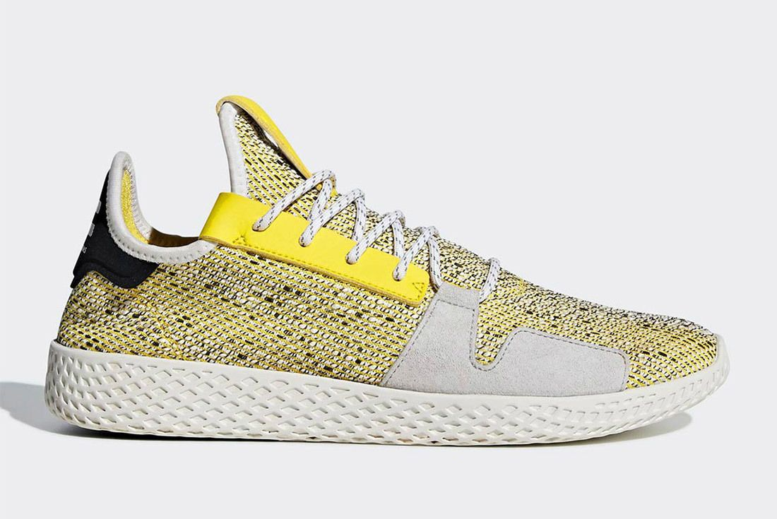 Pharrell Williams X Adidas Tennis Hu V2 5