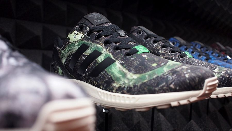adidas ZX Flux City Pack Right