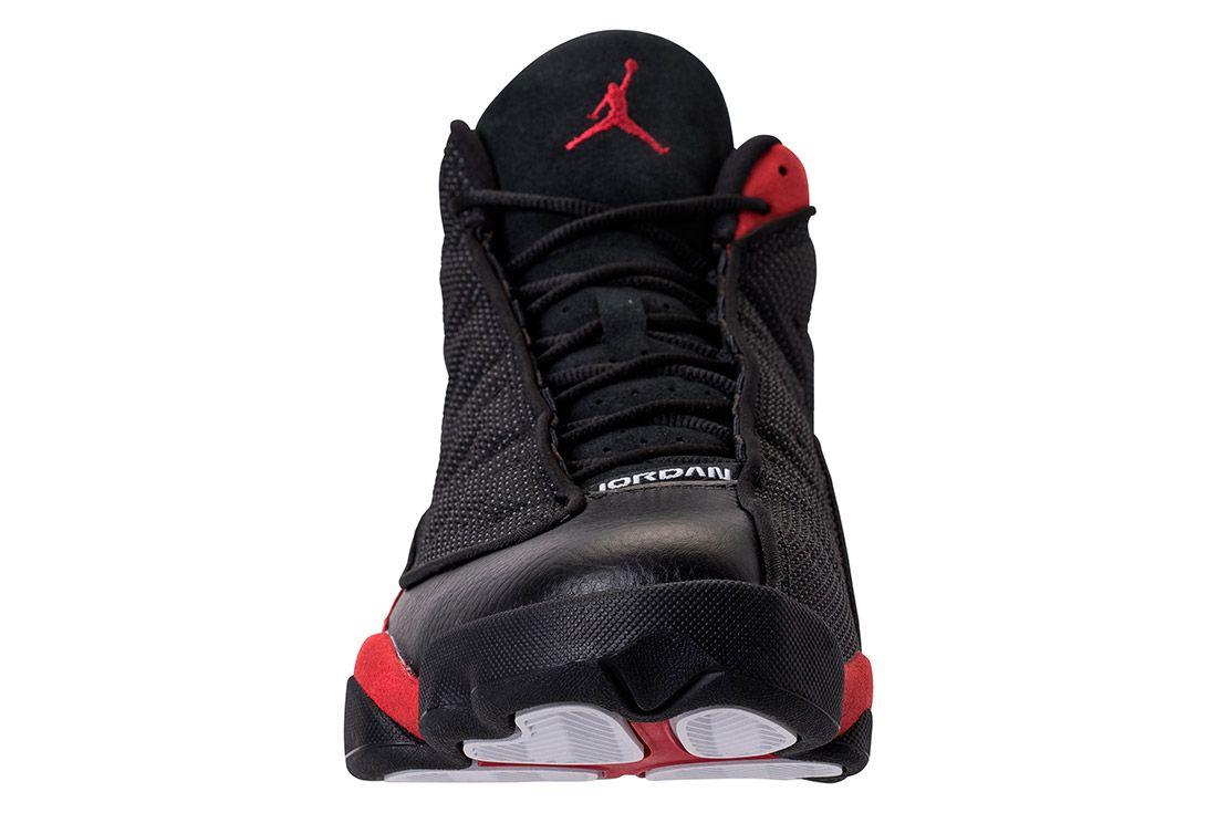 Air Jordan 13 Black Red Bred Retro 4