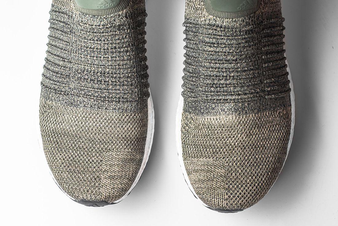 Adidas Ultraboost Laceless Olive Sneaker Freaker 4