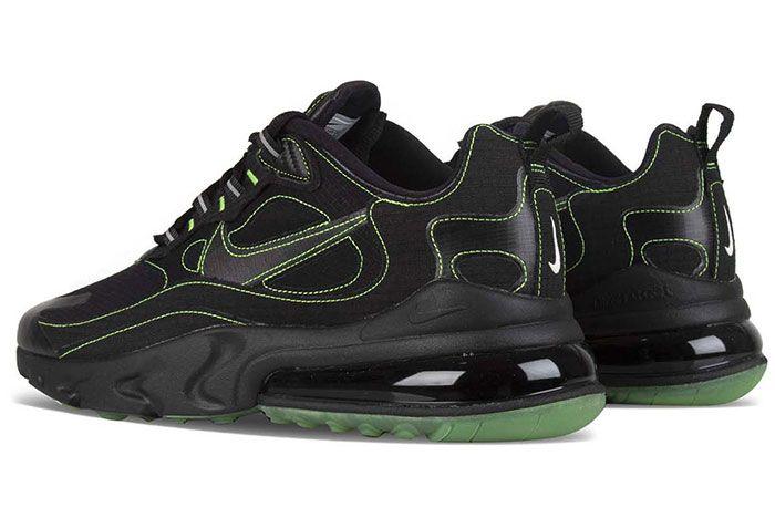 Nike Air Max 270 React Cq6549 001 4 Heel