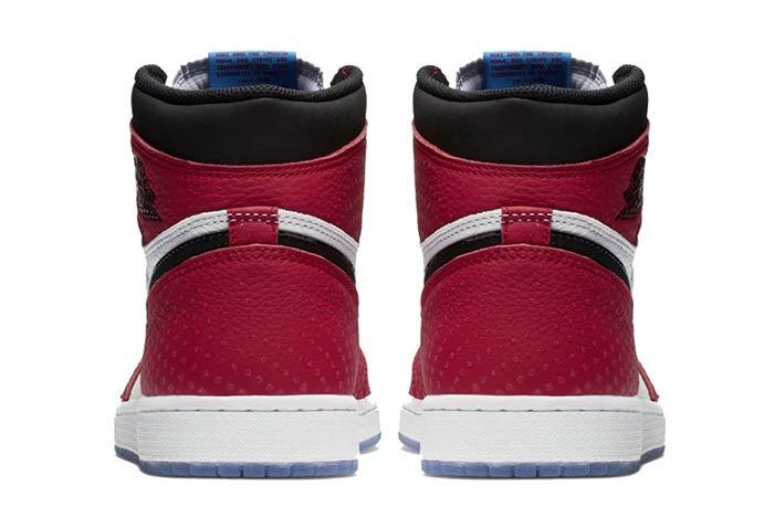 Air Jordan 1 Spiderman 5