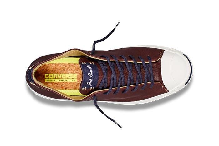 Converse Jack Purcell Remastered With Lunarlon8
