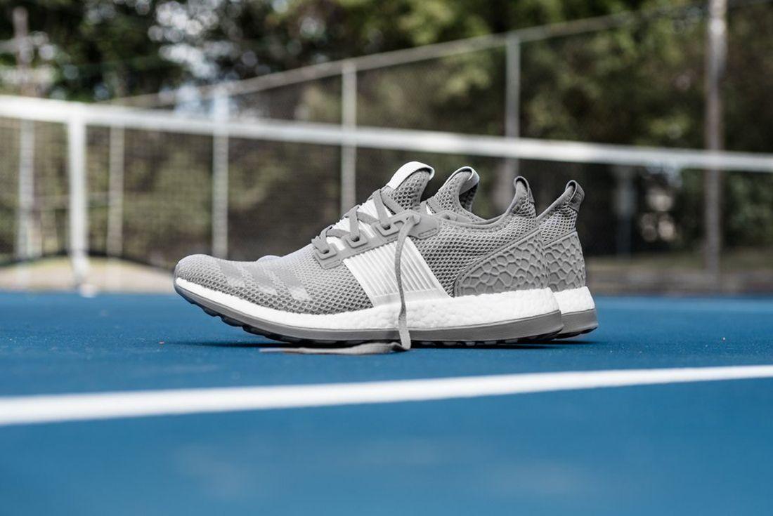 Adidas Pure Boost Zg Grey 2