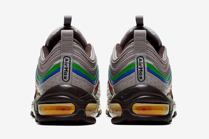 Nike Air Max 97 Nintendo 64 Ci5012 001 Heels