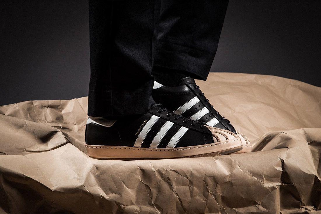 Hender Scheme Adidas On Foot Superstar 3
