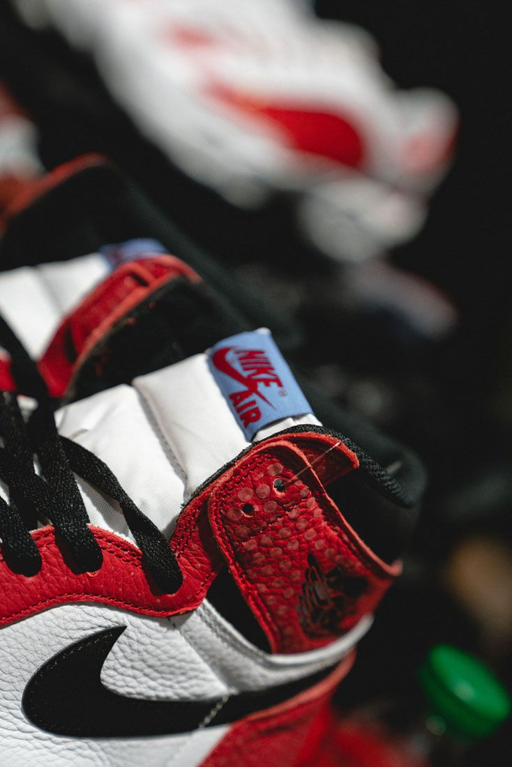 Sneakerness Zurich 2019 Event Recap 4 Spider Man Air Jordan 1