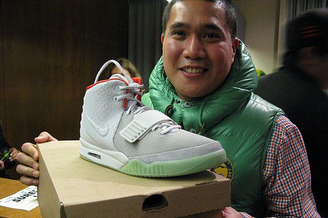 Nike Air Yeezy 1 Sure Store Raffle 28 1