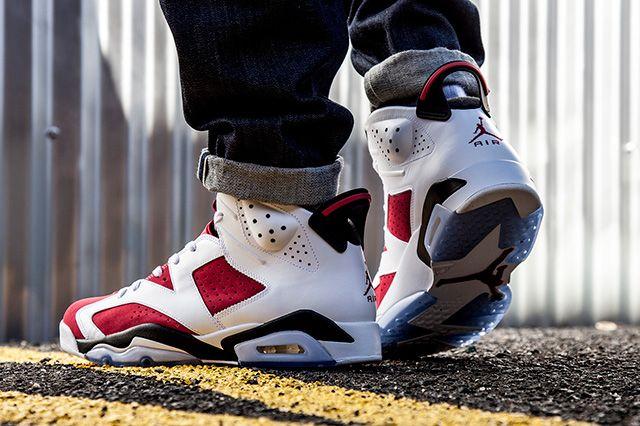 Air Jordan 6 Carmine 3