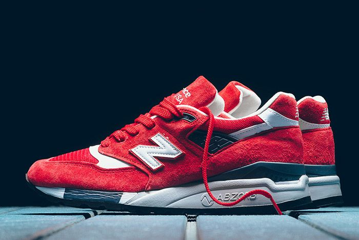 New Balance 998 Made In Usa Red 8