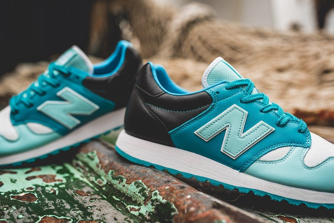 Hanon X New Balance U520 Hnf Fishermans Blues 5