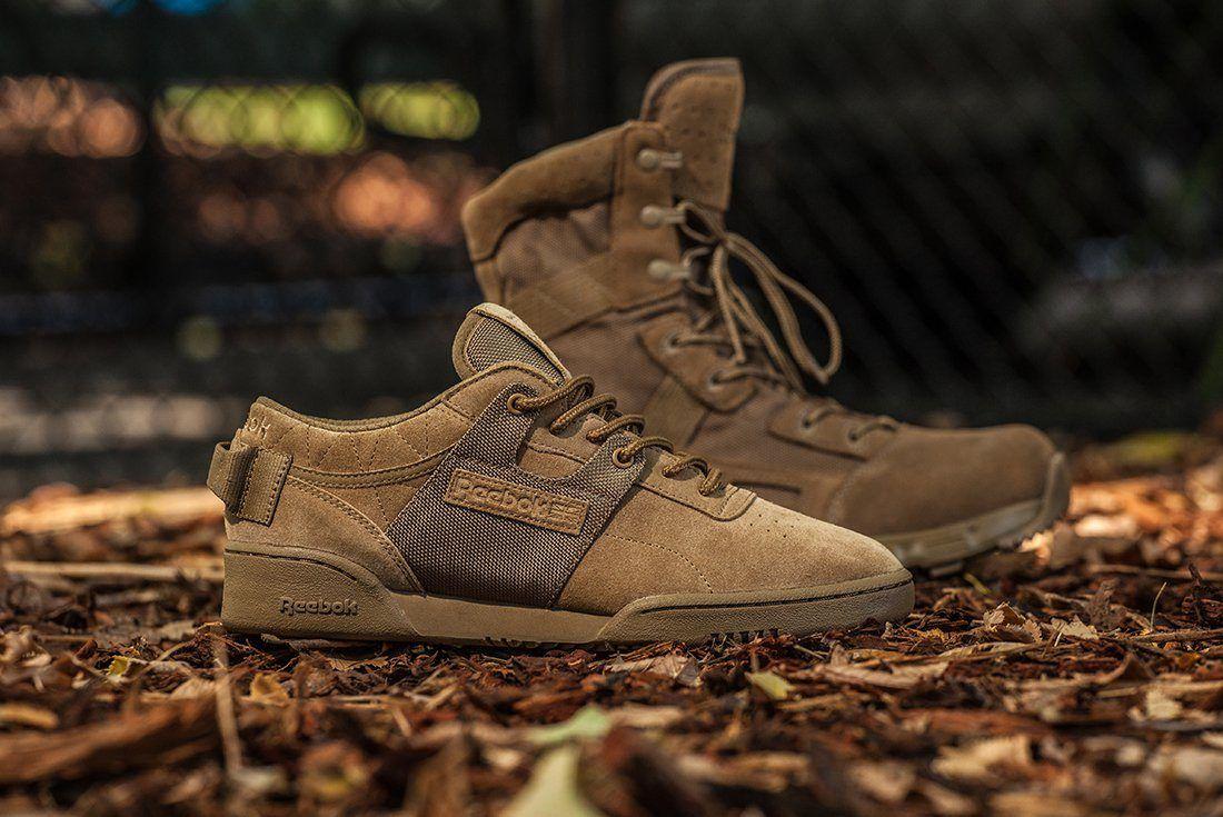 Mita Sneakers X Reebok Workout Low Clean Boot Camp5