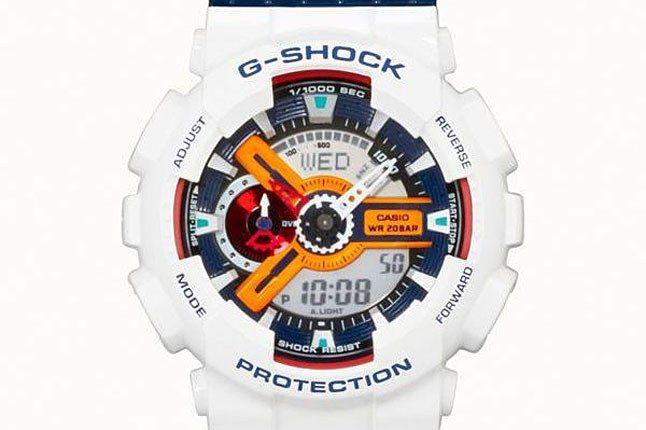 G Shock Neon Genesis Eva 5 1