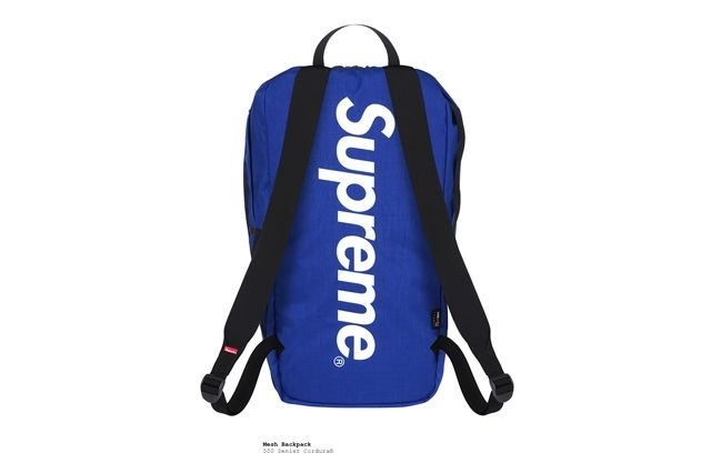 Supreme Ss15 Baggage Collection 1