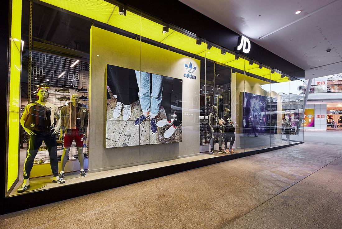 Take A Look Inside The New Pacific Fair Jd Sports Store