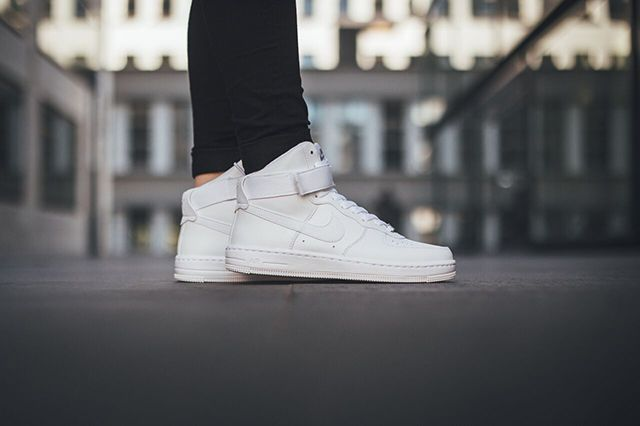 Nike Air Force 1 Ultra Wmns White Collection 4