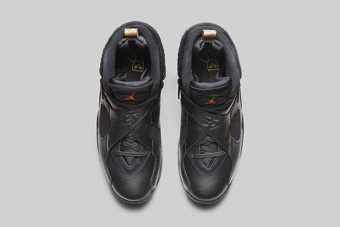 Drake X Air Jordan 8 Ovo 3