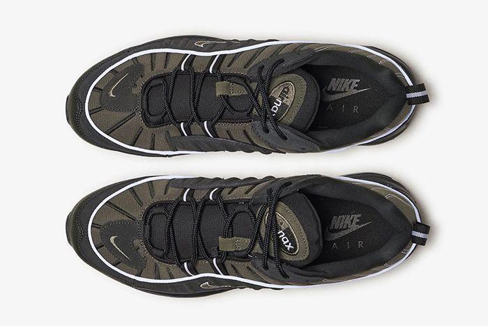 Nike Air Max 98 640744 300 Green Top