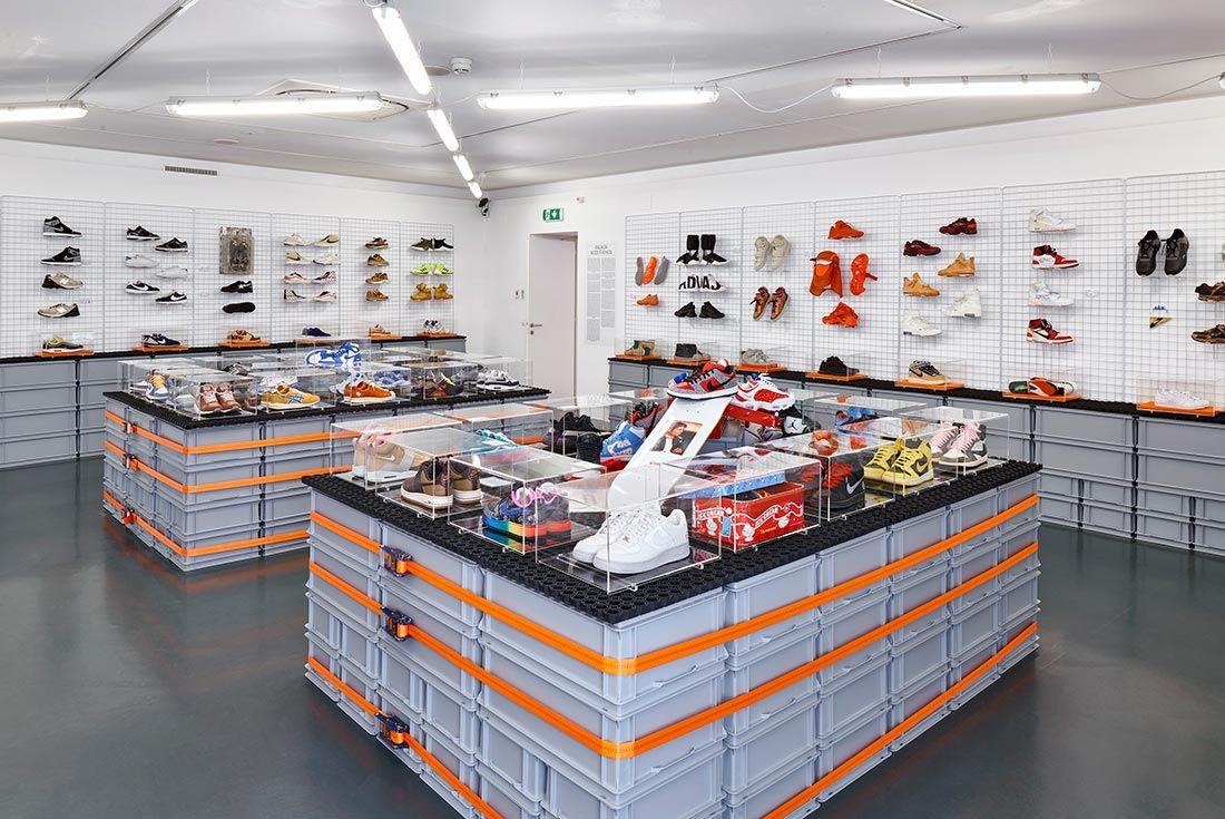 Mudac Sneaker Colab Full Room