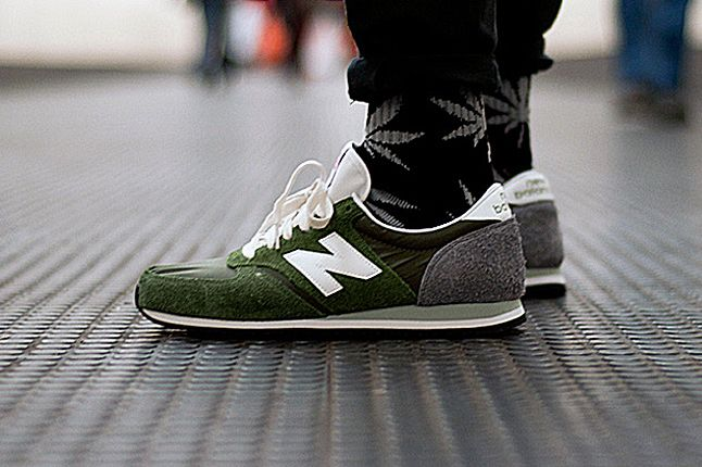 New Balance 420 Forest Green 06 1