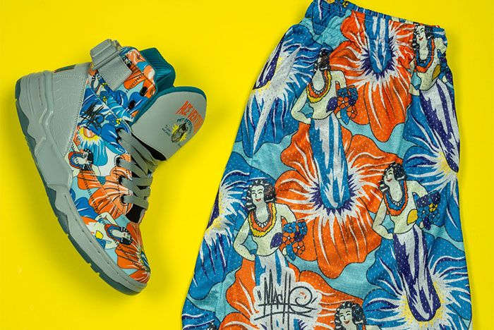 Mache Customs Ace Ventura Ewing Shorts