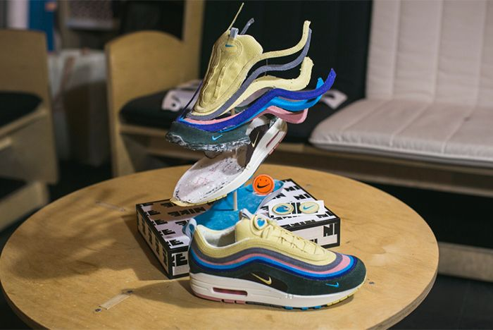 Wotherpsoon Air Max Custom 2