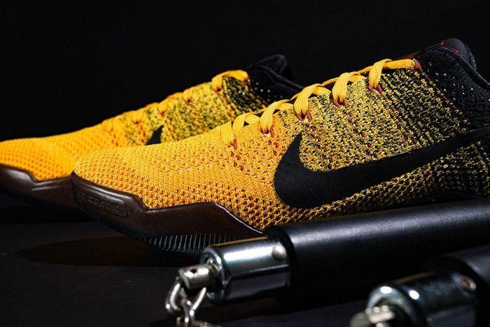 Nike Kobe 11 Bruce Lee 6