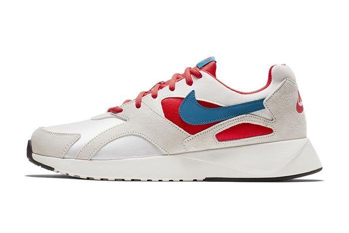 Nike Pantheos White Red Blue 2