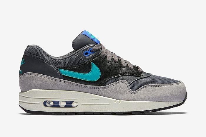 Nike Wmns Air Max 1 Jade Swoosh 2