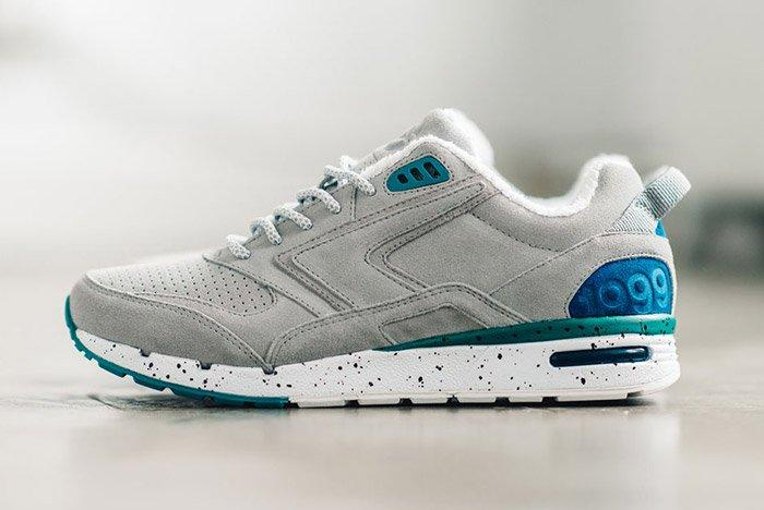 Casual Industrees Brooks Heritage Fusion Grey 2