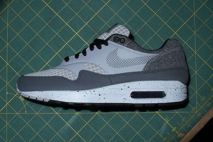 Nike Air Max 1 Se Wolf Grey Reflective 1