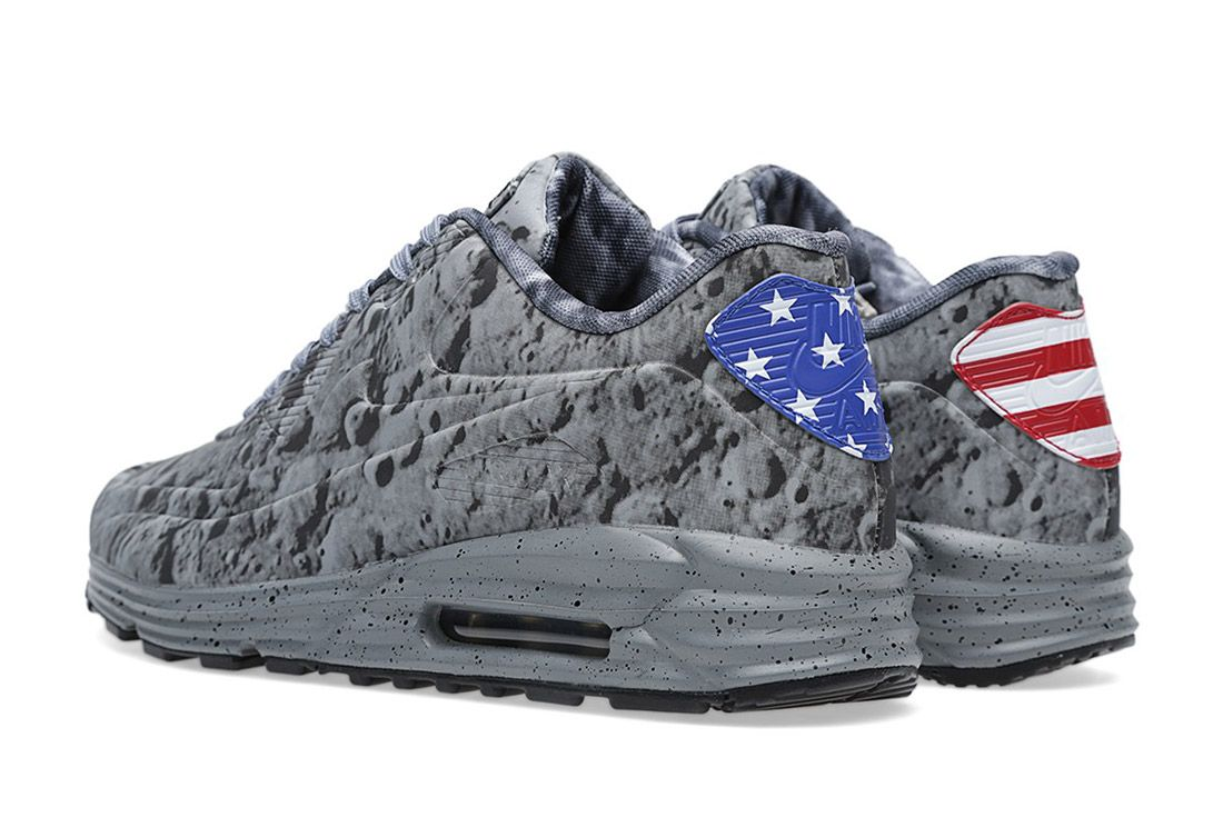 Material Matters Sneakers Of The Space Race Am90 1