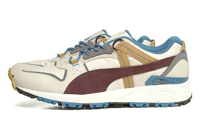 Puma Trinomic Trail Low Birch Side 1
