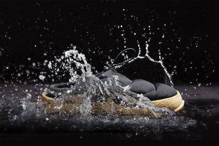 Maison Margiela Low Puffa Shoe Slipper Black Blue White 02 Sneaker Freaker3