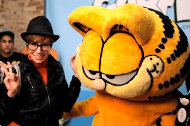 Garfield The Hundreds 1