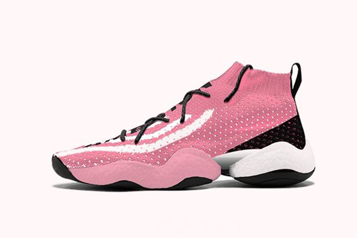 Pharrell X Adidas Crazy Byw Pink 2