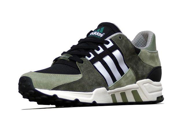 Adidas Originals Eqt Support Premium Suede Pack 1