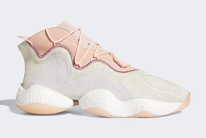 Adidas Crazy Byw Pink 1