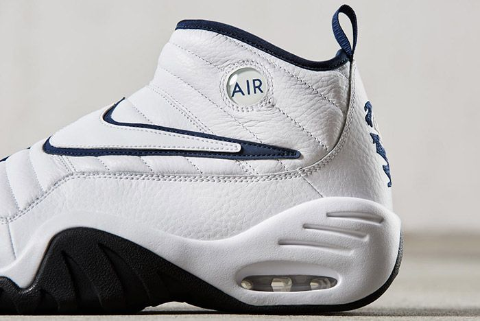 Nike Air Shake Ndestrukt Retro White Blue 3