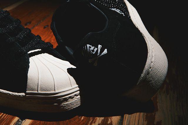 Adidas Originals X Neighborhood Fw14 Shelltoes 9