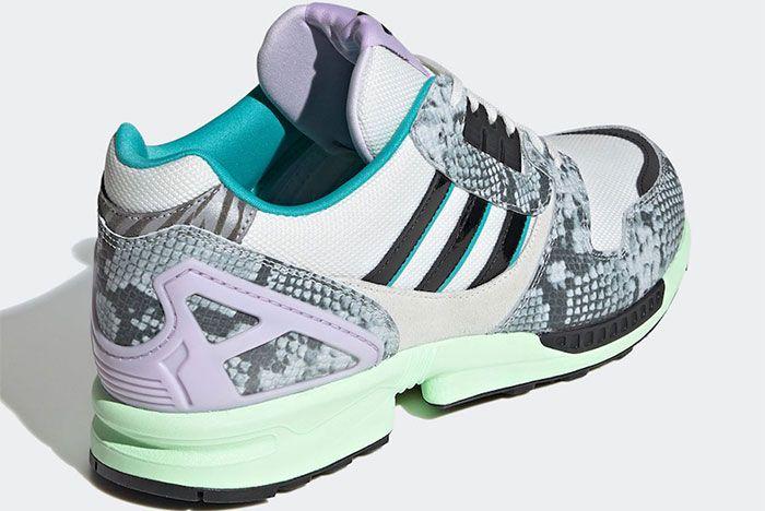 Adidas Zx 8000 Lethal Nights Heel