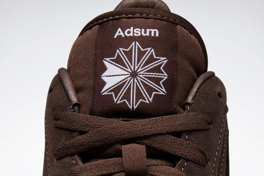 Adsum x Reebok Club C