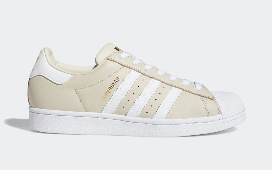 adidas Superstar Clear Brown Right