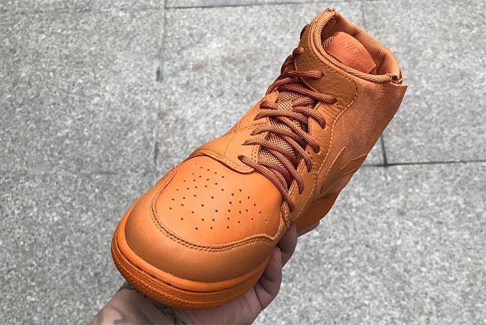 Air Jordan 1 Decon 3