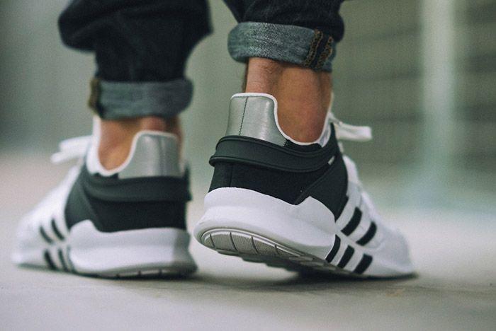 Adidas Eqt Support Adv 91 16 White Black 2