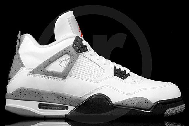 Air Jordan 4 Cement 14 1